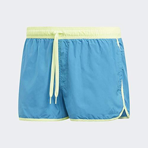 adidas Split Sh Costume da Bagno da Uomo, Uomo, DQ3034_L, Multicolore (ciasho), L