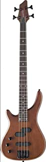 """$441 » -WS""""Fusion"""" Electric Bass Guitar - Walnut Stain"""