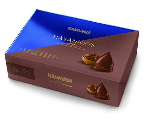 HAVANNETS DE CHOCOLATE- 12 UNIDADES