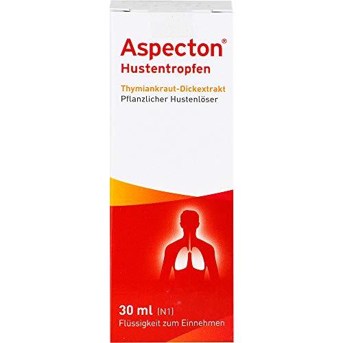 Aspecton Hustentropfen pflanzlicher Hustenlöser, 30 ml Lösung