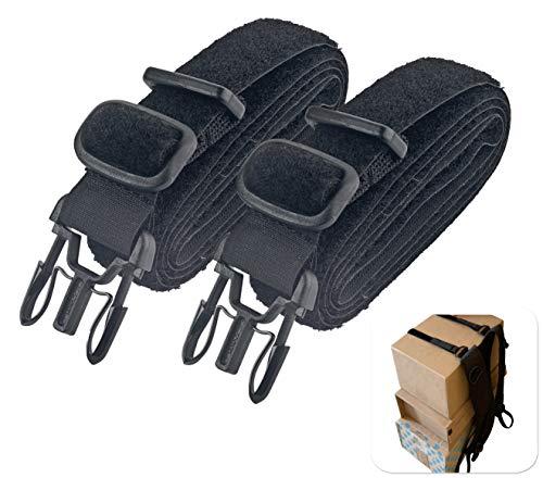 KLETTPACK Zubehör: Gurtband 180 cm (Klett Pack) Gurterweiterung, Längenveränderung, Klettband