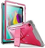 Galaxy Tab S5E Case, Poetic Full-Body Heavy Duty Dual-Layer...
