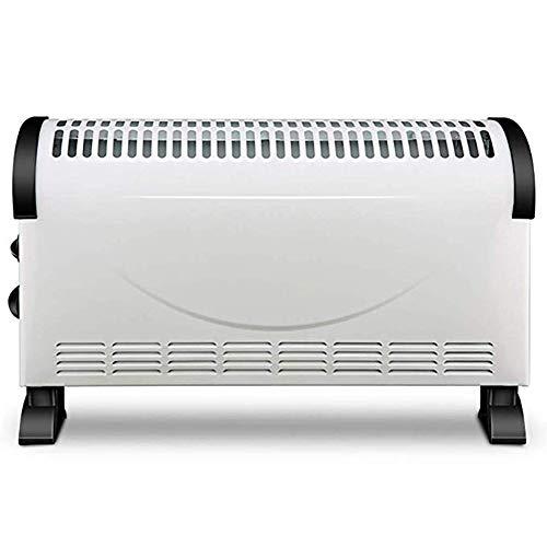 ZXMDP radiator met thermostaat, instelbaar, 3 warmtestanden (750/1050/1800 W), zonder olie, ideaal voor thuis of op kantoor