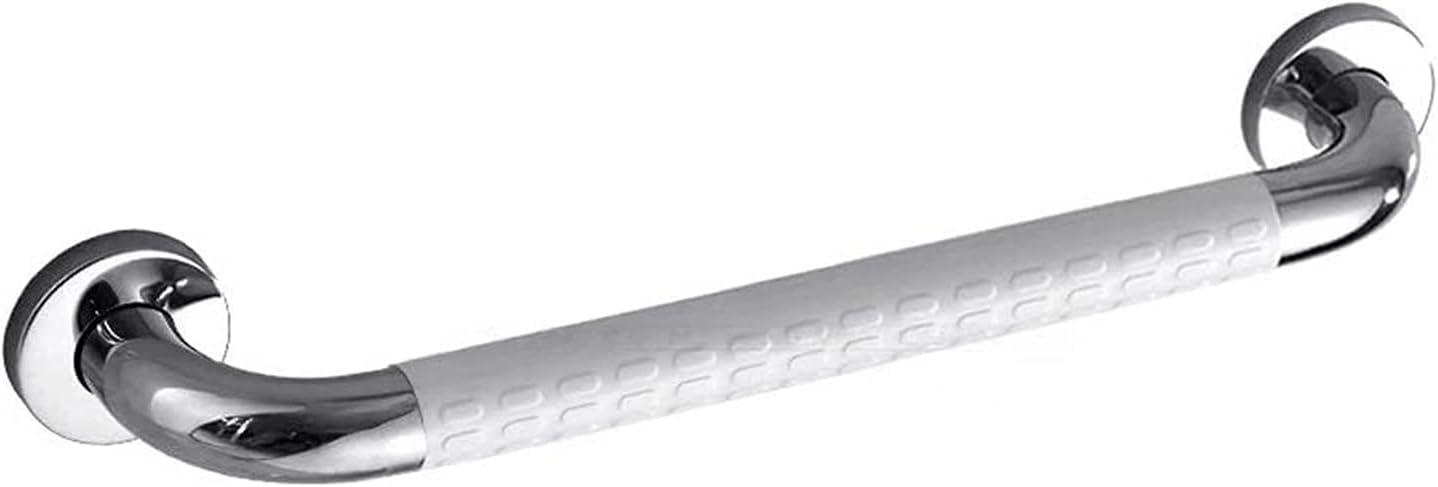 Anti-Slip Handrail Bathroom Albuquerque Mall Grab Bar Steel 1 year warranty Nylon Hand Stainless