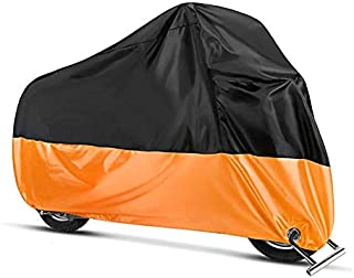 Motorrad Abdeckplane XXL für BMW R 1200 GS Adventure/Exclusive/Rallye sw or