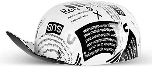 QDY Retro Vintage Style Motorcycle Half Helmets for Men and Women, Adult Four Seasons Baseball Cap Pen-Face Helmet Bike Cruiser Chopper Moped Scooter ATV Helmet, Dot Approved