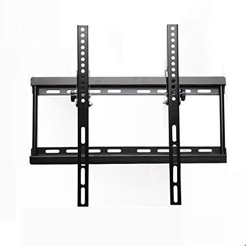Soportes de Pared para TV Rack de TV, Wall 15 Puede Ajustar el ángulo del Soporte de Pantalla, un Marco de televisión Combinado Orificio de Montaje Desmontable Soporte de Pared para TV de 400x400 mm