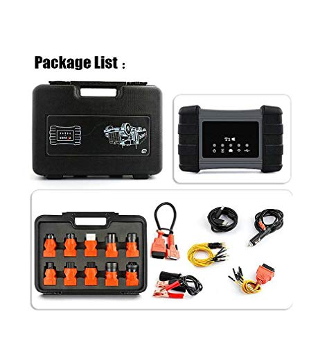 For Sale! DMQNA Obd2 Reader Obd2 Scanner,Car Diagnostic Scanner Tools,Clearing Vehicle Fault Codes a...