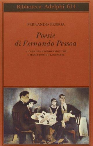 Poesie. Testo portoghese a fronte