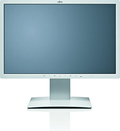 Fujitsu Displays B24W-7 LED Display 61 cm (24 Zoll) WUXGA flach matt - Computerbildschirme (61 cm (24 Zoll), 1920 x 1200 Pixel, WUXGA, LED, 5 ms, Grau)