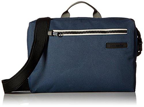 Pacsafe Intasafe Tasche Diebstahlsicherung für Computer Unisex Erwachsene, Blau Marin/606