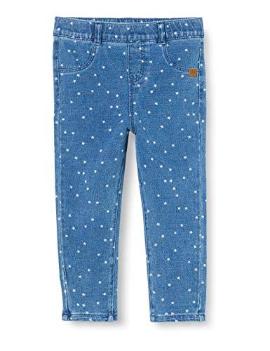 ZIPPY Jeggings Star SS20 Leggings, Light Blue Denim, 18/24M para Bebés