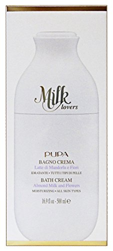 Pop Bad Milk amandel & bloemen bad crème 500 ml