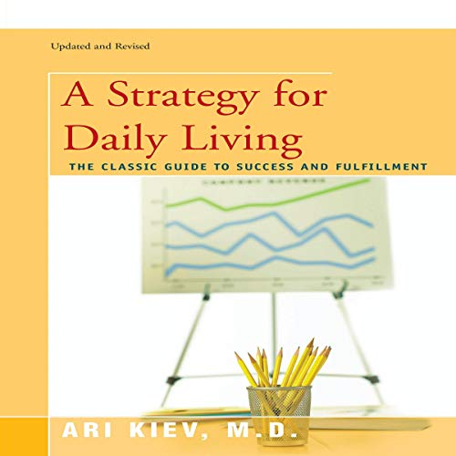 A Strategy for Daily Living  By  cover art