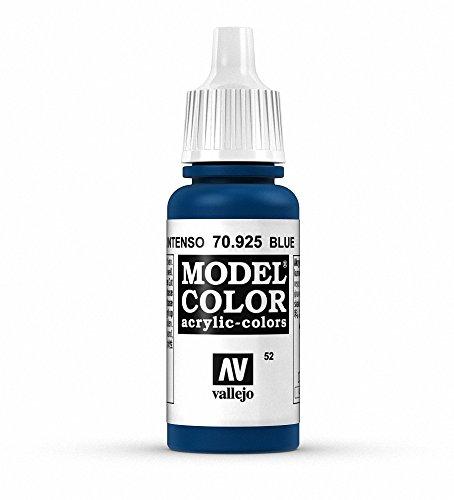 Vallejo Model Color Pintura Acrílica, Azul (Blue), 17 ml