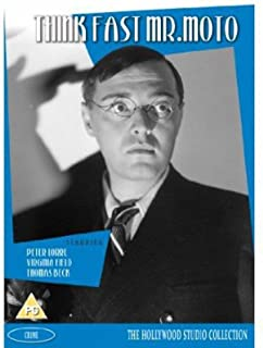 Think Fast Mr Moto [Reino Unido] [DVD]