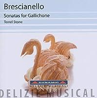 Brescianello Sonatas for Gallichone