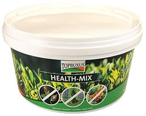 TOPBUXUS Health-Mix, Stoppt und vorbeugt Buchsbaumpilz, 800g für 400m2, mach es wie der Züchter!