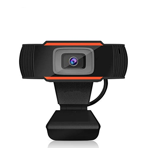 HD Webcam with Microphone,aobo PC Laptop Desktop USB Webcams Pro Streaming Computer Camera for Video Calling/Recording/Conferencing/Gaming Web Camera with Rotatable Clip