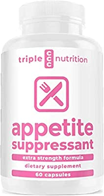 Appetite Suppressant for Weight Loss | Best Weight Loss Pills for Women - Suppress Your Appetite, Boost Your Energy, Stimulate Your Metabolism - 60 Caps