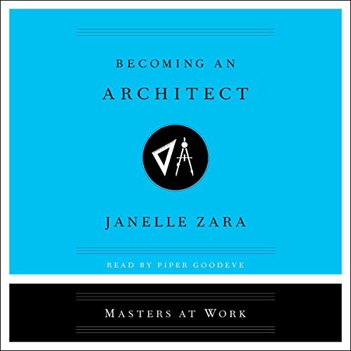Becoming an Architect audiobook cover art
