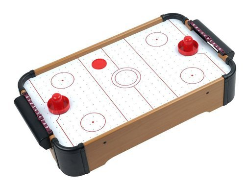 21 Mini Table Top Air Hockey