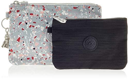 Kipling Damen Duo Pouch Reisezubehör-Reisebrieftasche, Mehrfarbig (Speckled), Einheitsgröße