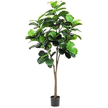Best artificial fiddle leaf tree Reviews