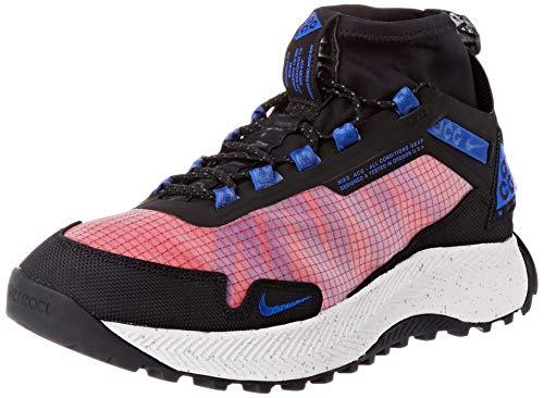 Nike ACG Zoom Terra Zaherra, Scarpe da Trekking Uomo, Rosa (Rush Pink/Nero/Racer Blue), 42.5 EU