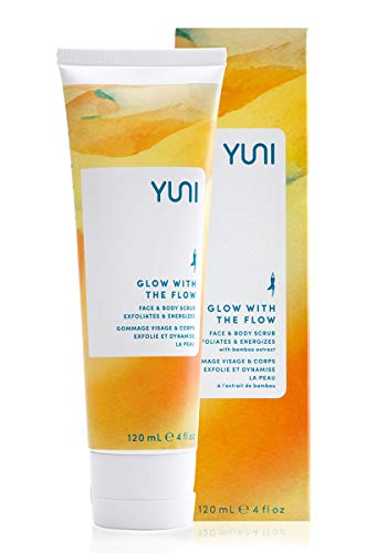 Yuni Glow With The Flow Face And Body Scrub