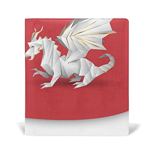bennigiry dragones piel estirable Book Cover Cubierta – re