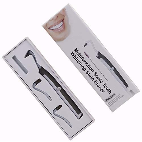L&H Zähne Polieren, ISEND Tooth Fleckenentferner Zähne Reinigungs-Kit Reinigung Radiergummi Zähne, die Mundhygiene Pflege Werkzeuge