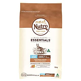 NUTRO Wholesome Essentials Large Breed Dry Dog Food, 15kg (B07GZFZRKT) | Amazon price tracker / tracking, Amazon price history charts, Amazon price watches, Amazon price drop alerts