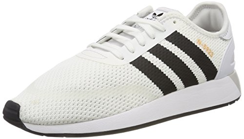 adidas Herren N-5923 Fitnessschuhe, Weiß (Ftwbla/Negbás/Griuno 000), 46 EU