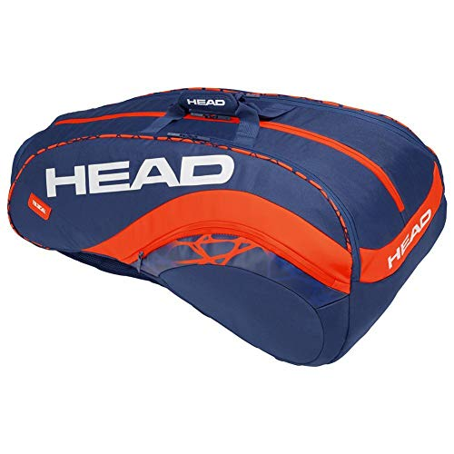 HEAD Tennistasche Radical 12R Monstercombi blau/orange (953) 12