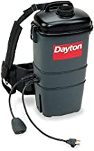 Dayton Aircraft Backpack Vacuum, 7 qt, 7.5A - 4TR10