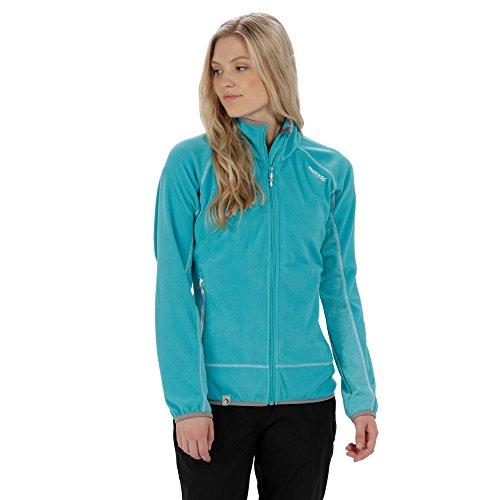 Regatta Womens/Ladies Jomor II Full Zip Symmetry Fleece Casual Jacket