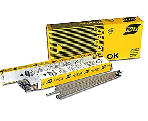 Elettrodo ESAB OK 48.50 3.2x450 vac pac E7018-1 H4R BASICO TOP ESAB CF DA 50 PZ.
