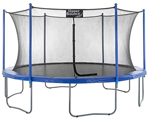 Upper Bounce 16 FT Trampoline Set with Safety Enclosure...