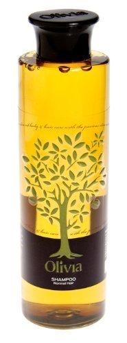 Olivia Papoutsanis Shampooing pour cheveux normaux avec huile essentielle et provitamine B5 300 ml par Papoutsanis