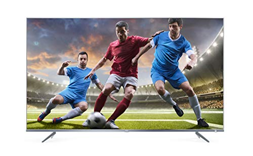 "TCL 43DP640 43"" 4K Ultra HD Smart TV WiFi Argent écran LED 43DP640, 109,2 cm (43""), 3840 x 2160 Pixels, LED, Smart TV, WiFi, Argent"