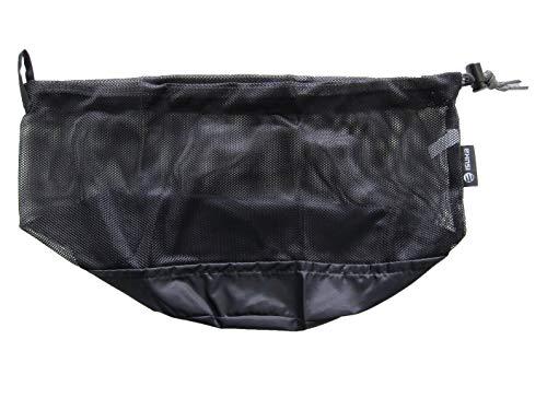 イスカ(ISUKA) メッシュ クッカーバッグ L ブラック 371701 ブラック L