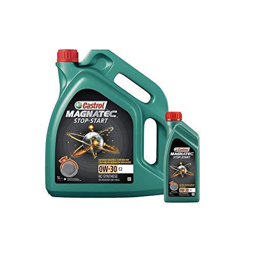 Motorenöl MAGNATEC 0W-30 C2 [6 L] Castrol SET15B3E56L Öl Schmierung
