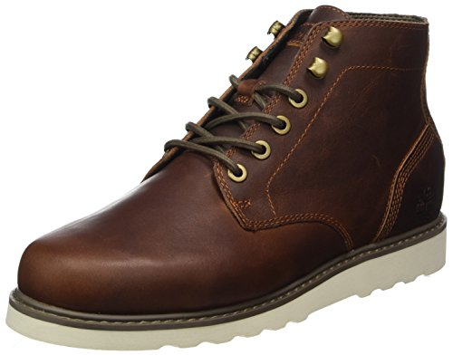 Timberland Herren Newmarket Chukka Boots Braun (Rawhide) 42 EU