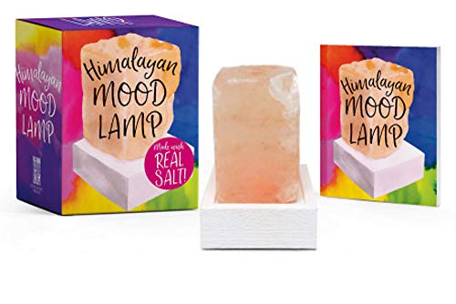 Himalayan Mood Lamp: Made with Real Salt! (RP Minis)