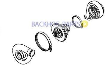 For Komatsu PC400LC-6 PC400-6 PC450LC-6K BR480RG-1 BR550JG-1 PW400MH-6 Engine SAA6D125E Turbo S3A Turbocharger 6152-82-8220