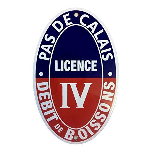 Nummerplaat, licentie 4, Déôment 14, Déôment Calvados