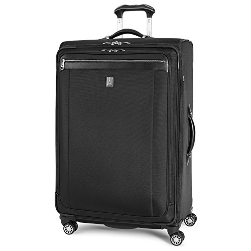 Travelpro Platinum Magna 2 Expandable Spinner Suiter Suitcase, 29-in., Black