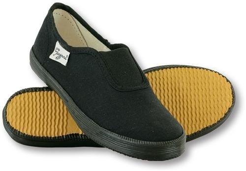 Tangara Sneakers Brazilië junior zwart maat 34