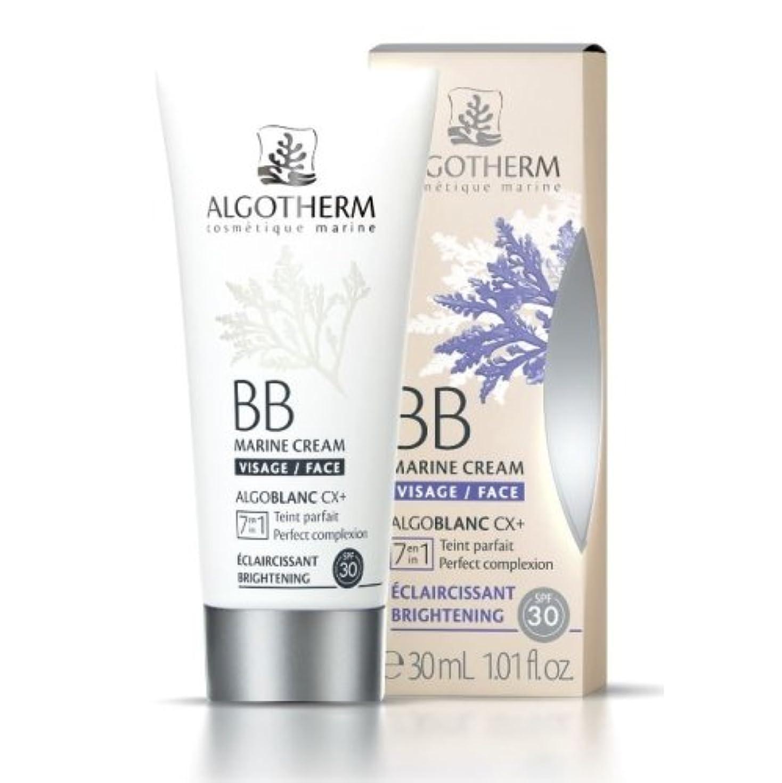 報奨金回復起こる繊細な素肌を守りながら透明感を導く!ALGOBLANC CX+ (アルゴブラン) BBマリン クレーム SPF30 PA+++ 30g